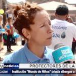 """Huanchaquito: """"Mundo de Niños"""" ofrece albergue a 18 niños en riesgo"""