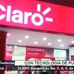 Trujillo: Claro inauguró su quinto Centro de Atención al Cliente
