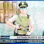 Piura: Muere policía en extrañas circunstancias al recibir un balazo en la cabeza
