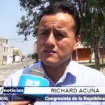 Trujillo: Richard Acuña analiza 5 primeros días de gestión parlamentaria