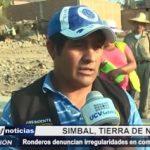 Simbal: Ronderos denuncian irregularidades en comisaría del sector