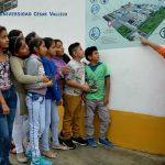 """UCV: Proyecto de comunicación visual en beneficio del centro de salud """"Los Jardines"""""""