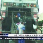 Trujillo: 9 trabajadores del Segat se dedicaban a reciclar en horas de trabajo