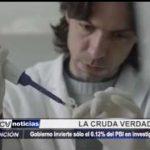 Trujillo: Gobierno invierte sólo el 0.12% del PBI en investigación científica
