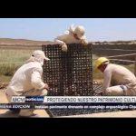 Trujillo: Instalan pavimento drenante en complejo arqueológico Chan Chan