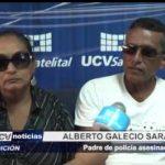 Trujillo: Padres de policía asesinado en sede de la DIRINRAP exigen justicia
