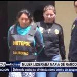 Trujillo: Policía capturó a 3 narcotraficantes con 12 kilos de PBC