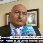 Moche: Alcalde de Las Delicias increpa a su homólogo para que trabaje en beneficio de todos