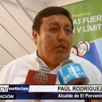 Trujillo: Alcalde de El Porvenir propone penas drásticas contra delitos graves