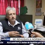 Trujillo: Juntas de Usuarios de Riego se rehúsan a normativa vigente