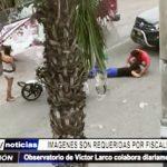 Víctor Larco: Observatorio colabora diariamente con videos para fiscales y policías
