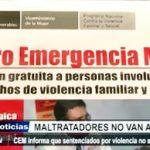 Trujillo: 100% de sentenciados por violencia no se someten a tratamiento psicológico