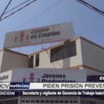 Chiclayo: Secretaria y vigilante de Gerencia de Trabajo habrían recibido coima