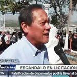 Informe Especial: Escándalo en licitación de obra municipal