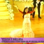 Coronan a Carla I como reina oficial del 66° Festival de Primavera