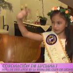 Festival de la Primavera: Coronación de Luciana I reina del Club de Leones del Golf