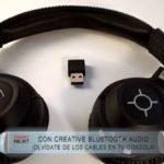 Con Creative Bluetooth Audio, ¡Olvídate de los cables en tu consola!