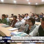 La Libertad: GRLL y Desarrollo Social unen esfuerzos para una mejor gestión pública regional