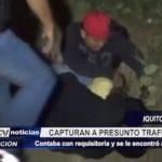 Iquitos: Capturan a presunto traficante de tierras que contaba con requisitoria
