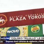 Trujillo: Empresa que donó cámaras de vigilancia a la MPT le debe 40 mil soles al SATT