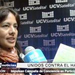Trujillo: Vecinos y autoridades impulsan campaña unidos contra el Hampa