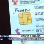 Trujillo: DNI Electrónico tuvo masiva acogida