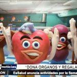 """Trujillo: EsSalud lanza campaña """"Dona órganos y regala vida"""" en la semana del donante"""