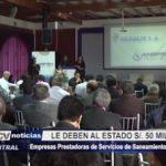 Trujillo: Empresas prestadoras de servicios de saneamiento deben 50 millones de soles al Estado
