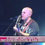 Gian Marco en Festival Claro de Trujillo