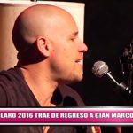 Festival Claro 2016 trae de regreso a Gian Marco