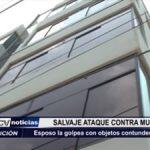 Trujillo: Esposo agrede salvajemente a mujer en hostal