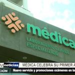 Trujillo: Laboratorio Especializado Médica celebra su primer aniversario