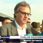 Alto Trujillo: Ministro del interior se comprometió por la seguridad ciudadana