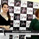 Presentación de la Miss La Libertad 2016 Ana Maria Villalobos Rojas