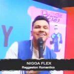 Nigga Flex visitó el set de Bajo Control