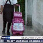 Trujillo: Niña de 7 años muere al recibir accidentalmente un balazo en la cabeza