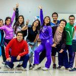 """UCV: Brasileños disfrutaron de ritmo y sabor peruano con grupo de danzas """"Pasos Lejanos"""""""