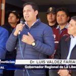 Pataz: Autoridades regionales planifican acciones para solución de los problemas en la provincia