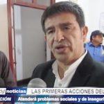 Trujillo: Prefecto atenderá problemas sociales y de inseguridad ciudadana