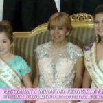 66° Festival de la Primavera: Consejo Directivo del Club de Leones proclaman a reinas