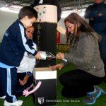 Colegios se suman a campaña de recolección de residuos de aparatos eléctricos y electrónicos