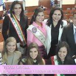 Festival de la Primavera: Reinas Internacionales visitaron el Congreso de la República