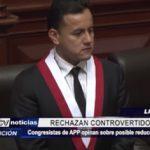 Lima: Congresistas de APP rechazan posible reducción de sueldos a trabajadores