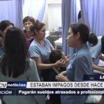 Lima: Pagarán sueldos atrasados a profesionales de Salud