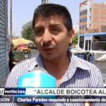 Trujillo: Dirigente sindical del SEGAT responde cuestionamientos de Elidio Espinoza