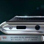 Solarin es el smartphone más seguro y caro del mundo
