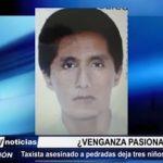 Moche: Sujeto asesinado a pedradas era taxista y deja 3 niños en la orfandad