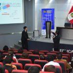 UCV promueve el talento e investigación tecnológica en Encuentro Científico Internacional