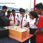UCV: Feria escolar Expotec 2016 congrega a escolares de toda la región