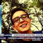 Piura: Matan a universitario que opuso resistencia ante asalto